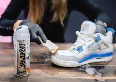Schiuma detergente - Sneaker Care